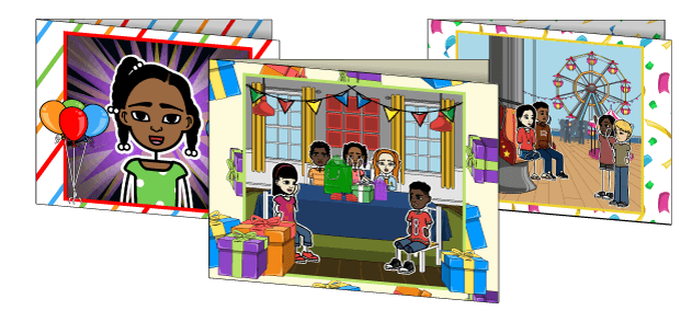 The Library Voice Create Birthday Cards With Storyboard That