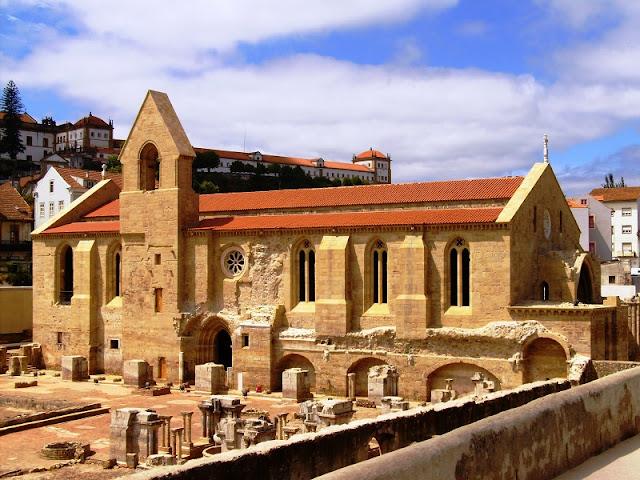 Convento de Santa Clara-a-Velha em Coimbra