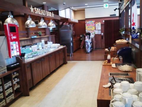 ビュッフェコーナー ステーキガスト一宮尾西店3回目