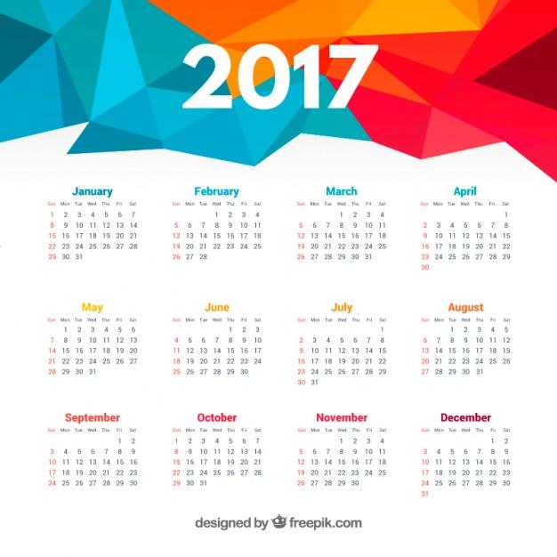 calendars 2017 kalendar 2017 Calendario 2017: photoshop calendar ...