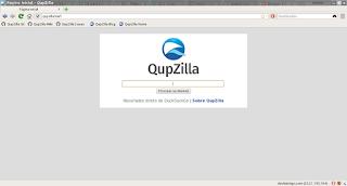 Qupzzila navegador usando a linguagem Qt