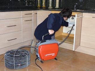 Eliminar malos olores tuberías en Badajoz