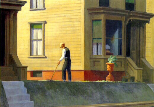 Edward Hopper Bilder