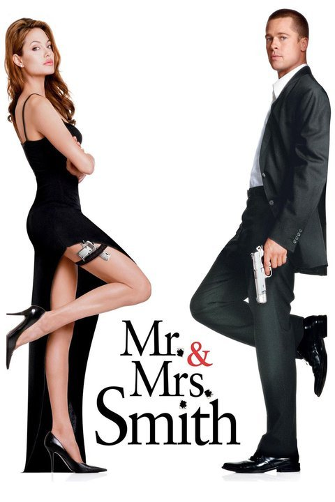 Nonton Film Mr. and Mrs. Smith (2005)