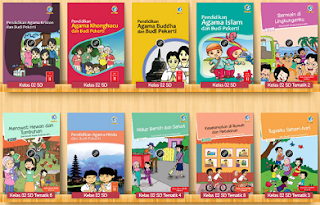 Buku Paket Kelas 2 Kurikulum 2013 Revisi Terbaru