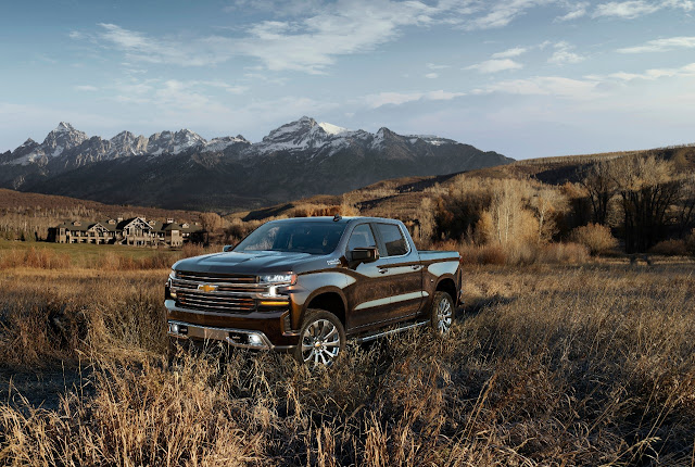 Wonderful MT. PLEASANT, Mich.    On Top Of Numerous Technology, Connectivity, And  Safety Upgrades, The All New 2019 Chevrolet Silverado Is Slated To Be  Available In ...