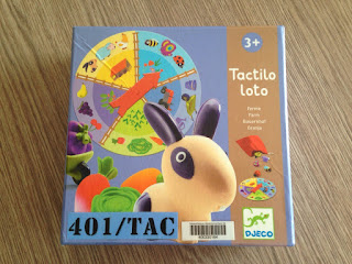 Tactilo Loto Ferme - DJECO