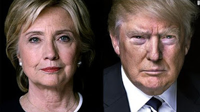 2016 US Presidential Election - Donald Trump /  Hillary Clinton