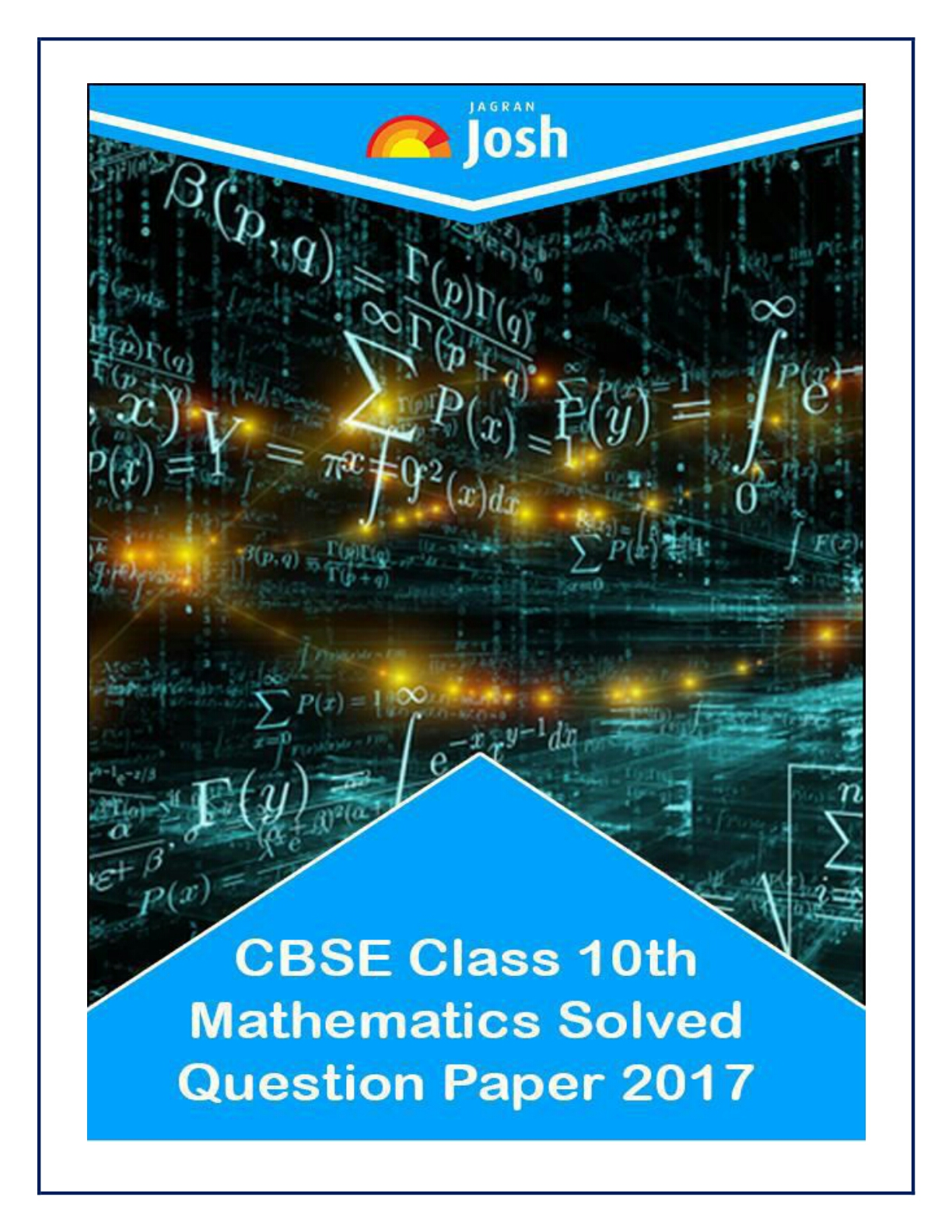 class 10th papers Download exclusive icse class 10 board sample papers for march 2018 board exam of english language, eng lit, maths, science, history, geography & computer.