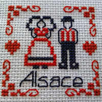 A bit of Cross Stitch
