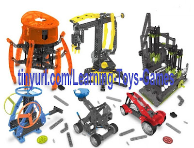 Vex Robotics Building Instructions - Build your first robot!