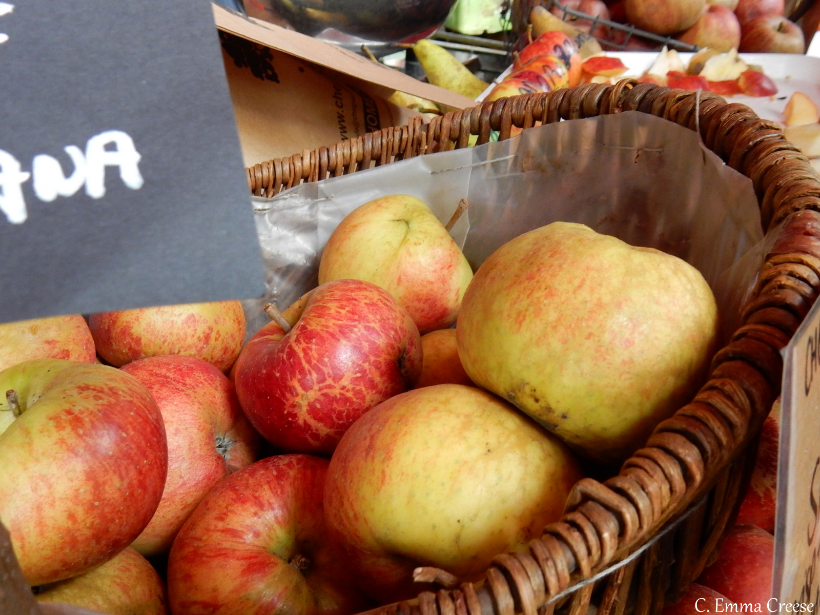 Apple Day at Borough Market Adventures of a London Kiwi