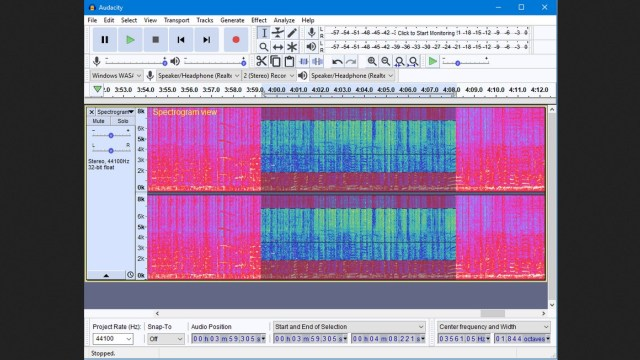 Audacity Download Free for Windows 10, 7, 8 1, 8 32/64 bit