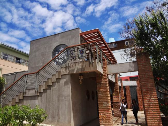 La Sebastiana a Casa Museu de Pablo Neruda em Valparaíso - Chile