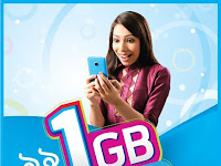 GP 1GB internet at Tk 99 exiting Offer for 7 days