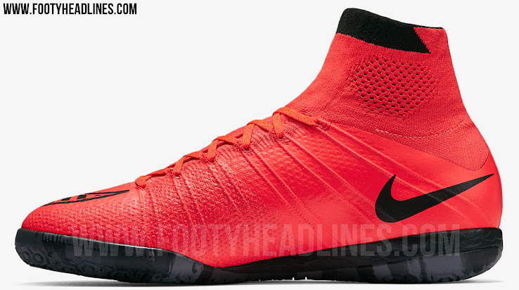separation shoes 855bc 723fe Red Nike Mercurial X Proximo Boots Revealed - Footy Headlines
