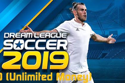 Download Dream League Soccer 2019 Mod Apk Unlimited Money