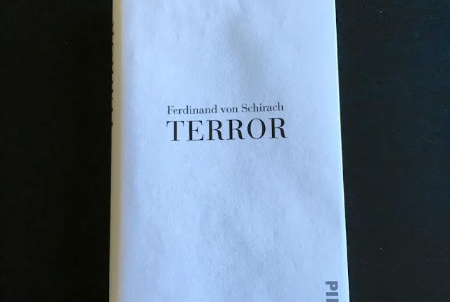 Terror - Ferdinand von Schirach