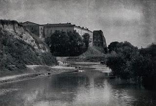 Клевань. Замок Чарторийських. XV ст.