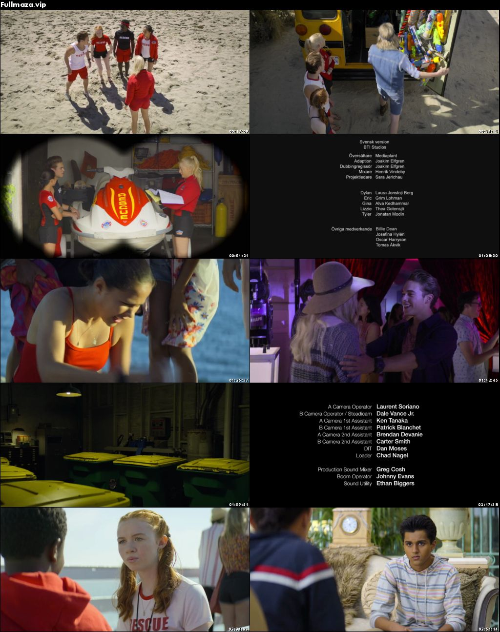 New Hindi Movei 2018 2019 Bolliwood: Malibu Rescue (2019) Hindi Dual Audio HDRip