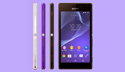 Harga Handphone Sony Xperia M2 Terbaru