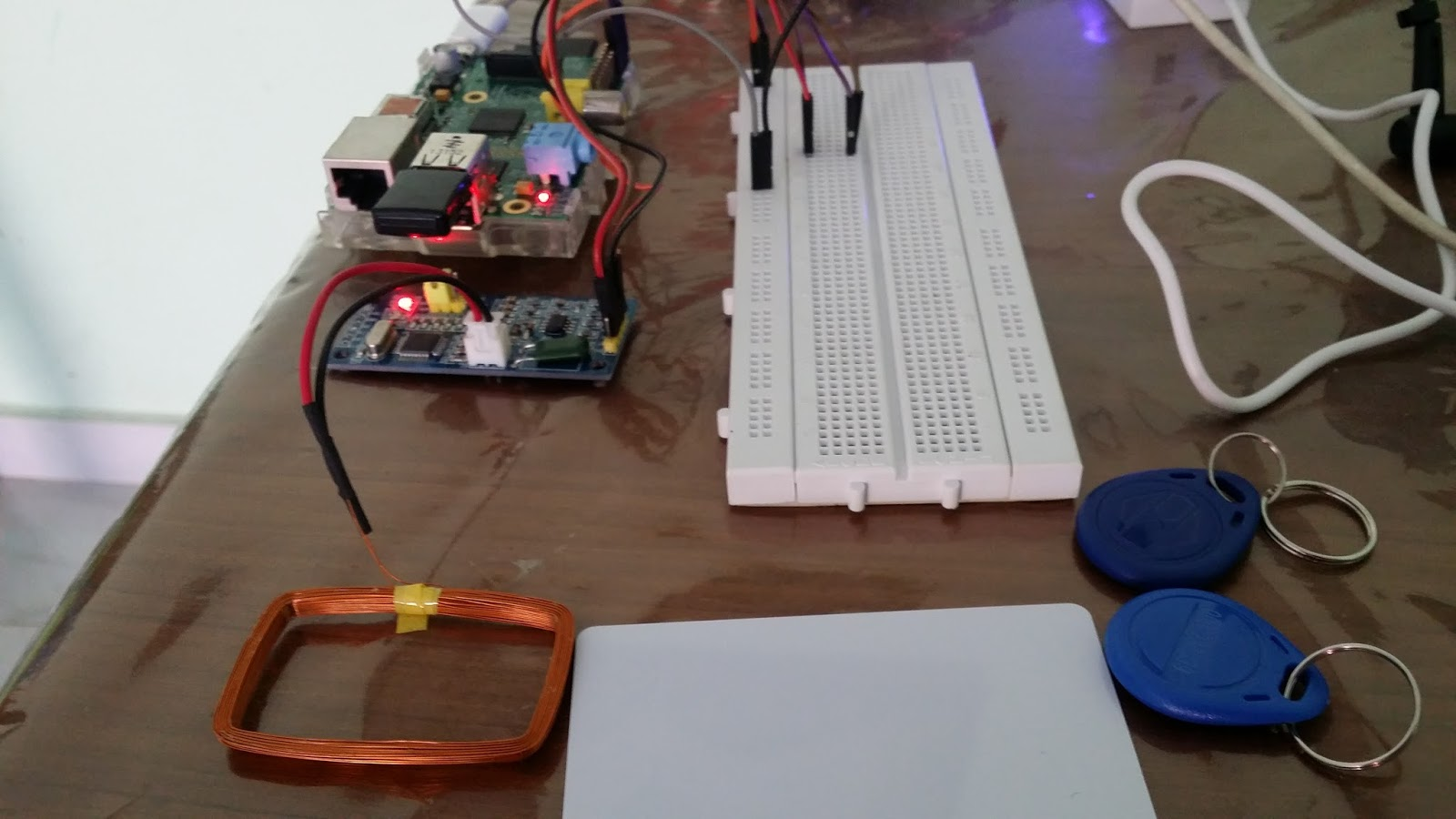 Not Just Another Blog: RFID Parking Solution using Raspberry Pi