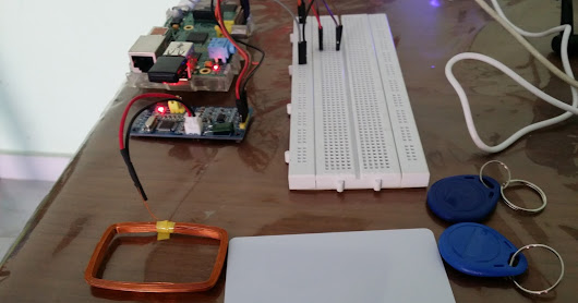 RFID Parking Solution using Raspberry Pi