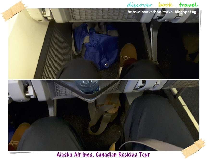 Airline Review: Alaska Airlines Flight from Los Angeles to Vancouver ...