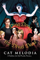 Tribute Books Blog Tour Review: Ding Dong The Diva's Dead by Cat Melodia