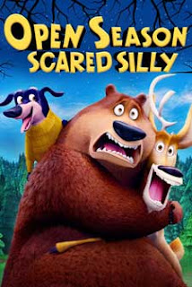 Download Film Open Season- Scared Silly (2016) Subtitle Indonesia