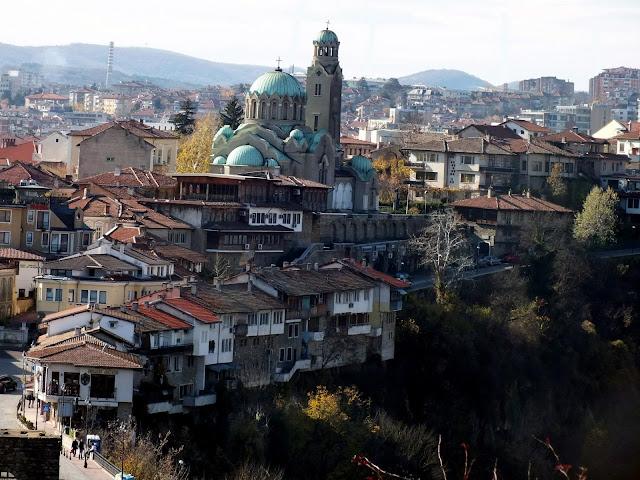 Visitas imprescindibles en Veliko Tarnovo Bulgaria