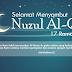 Tarikh Hari Nuzul Al Quran 2016 Di Malaysia