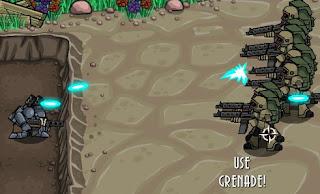 The Peacekeeper Shooting Games