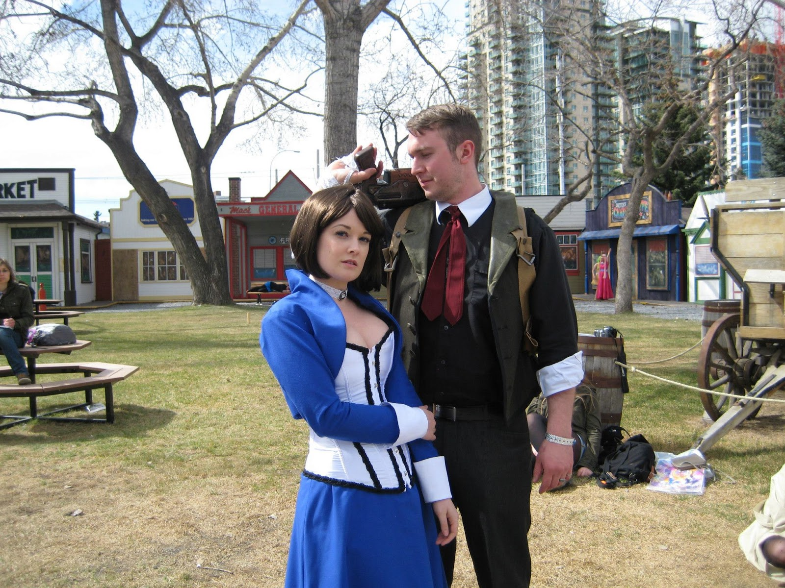 Blogs On The Life And Thoughts Of Alex: Calgary Expo