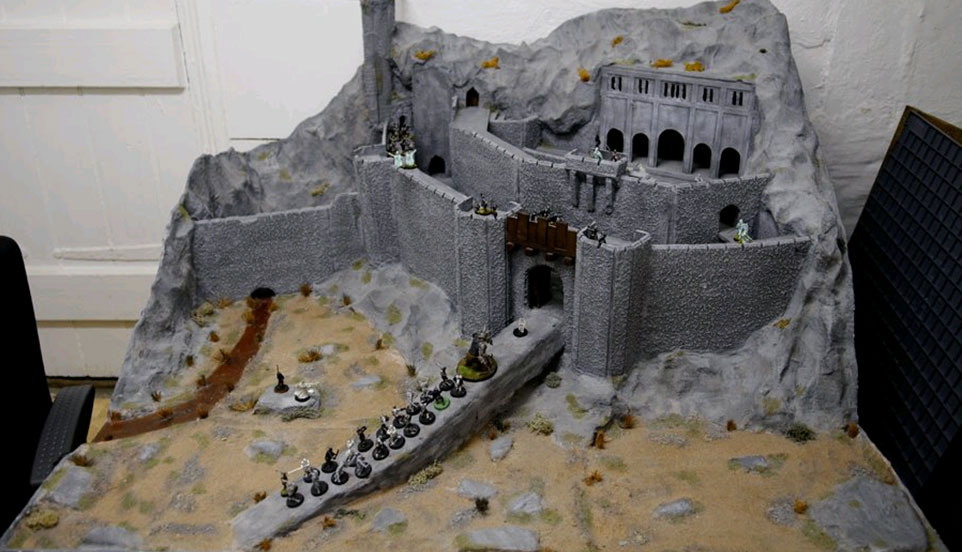 East Grinstead Wargaming Sussex March 2012