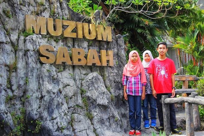Apa Itu Mengayau? Carilah Jawapannya Di Muzium Sabah