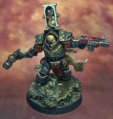Custom Ordo Malleus Inquisitor