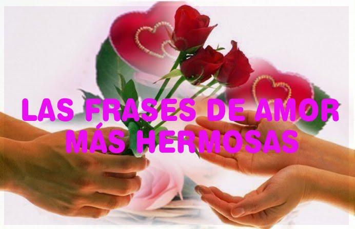 Frases Reflexiones Y Postales Frases Sobre El Amor Mas