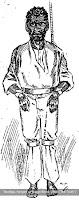 Twadiga aka Charlie, hanged at Boggo Road Gaol, Brisbane, 1906.