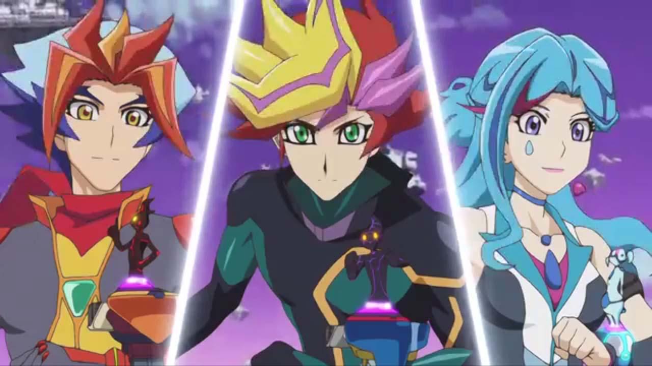 Nonton Yu-Gi-Oh! VRAINS Episode 78 Subtitle Indonesia
