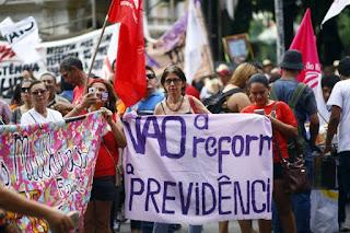 Greve geral do dia 28 promete adesão máxima na Paraíba; bancada federal é alvo dos protestos