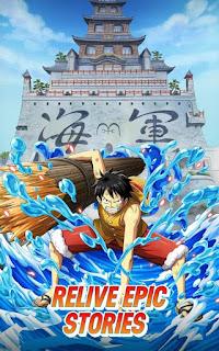 One Piece Treasure Cruise v8.0.0 Mod