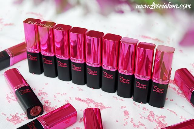Lipstik Matte, Lipstik Matte yang Bagus, Lipstik Untuk Bibir Kering, Loreal, Loreal Indonesia, Loreal Paris, Warna Lipstik,