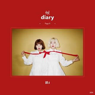 Download Lagu MP3, MV, [Mini Album] Bolbbalgan4 – Red Diary Page.1