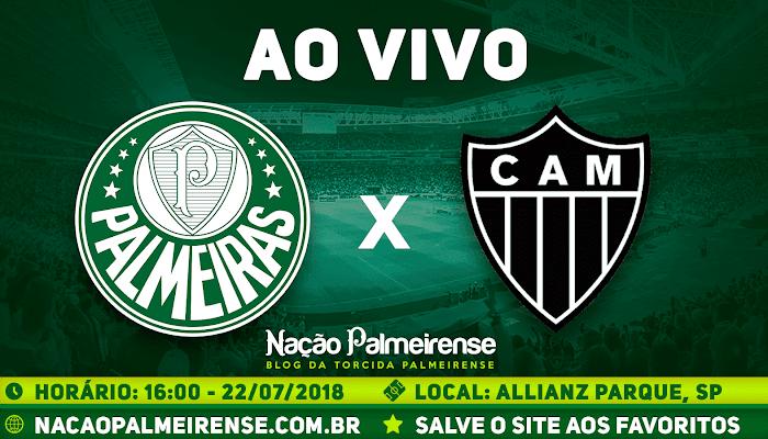 Ao Vivo Palmeiras x Atlético-MG Online