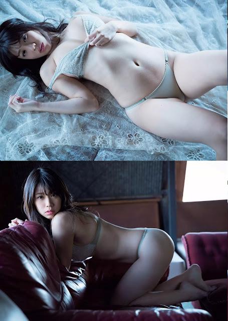 鈴木ふみ奈 Suzuki Fumina Weekly Playboy No 51 2016