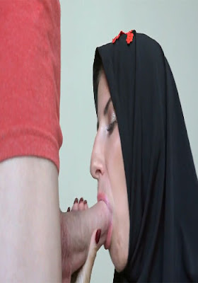 18+ Hijab Sex Video Clips Free HDRip Poster