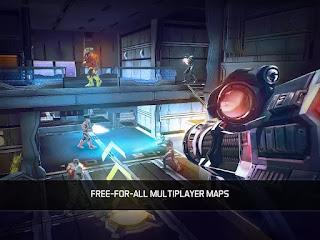 Download N.O.V.A. Legacy V1.0.6 MOD Apk ( Mega MOD )