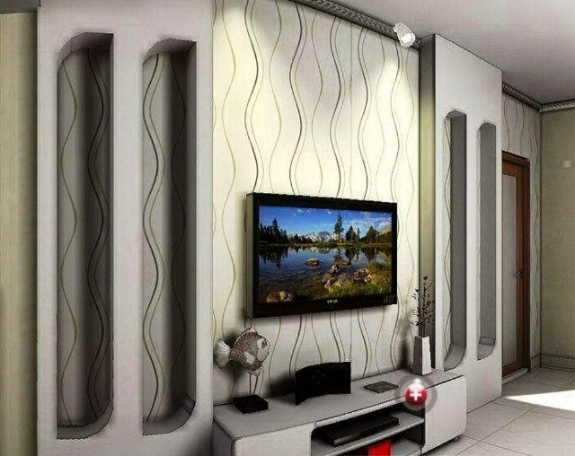 feature wall paint ideas for living room