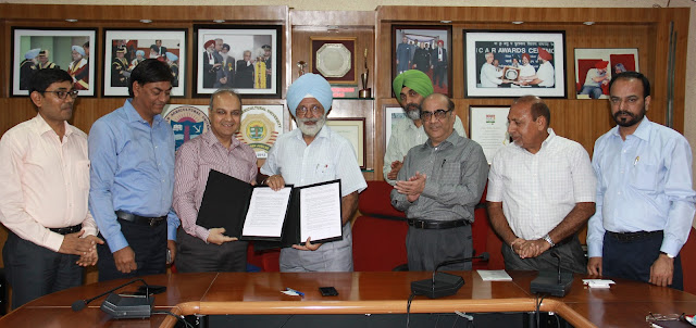FieldFresh signs MoU with Punjab Agricultural University to promote crop research